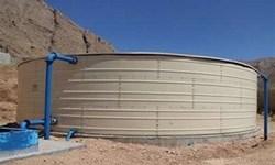 ساخت مخزن ۵۰۰۰ مترمکعبی ذخیره آب در سرخه