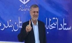 مجلس فعلی مجلس آقای لاریجانی است/هزینههای انتخاباتی را شفاف اعلام میکنم