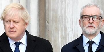 شانس «کوربین» و «جانسون» برای نخستوزیری انگلیس، طبق نظرسنجیها