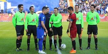قضاوت  2 داور مازندرانی در هفته سوم لیگ برتر فوتبال کشور