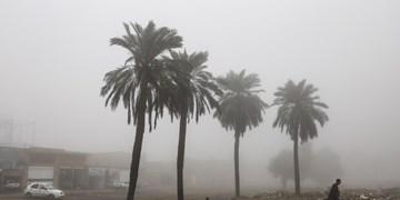 تاخیر در۶ پرواز فرودگاه اهواز بهدلیل مه