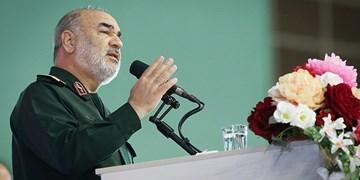 سرلشکر سلامی: همه ما امروز فلسطینی هستیم/ رژیم صهیونیستی با شکستی بی پایان مواجه شده است