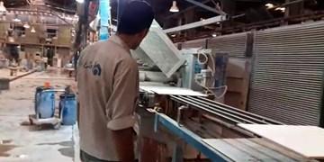 فارس من| دولت به وعدههای خود برای کارخانه کاشی نیلو عمل کند