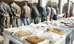 انهدام ۱۱۱ باند قاچاق مواد مخدر در خراسانجنوبی