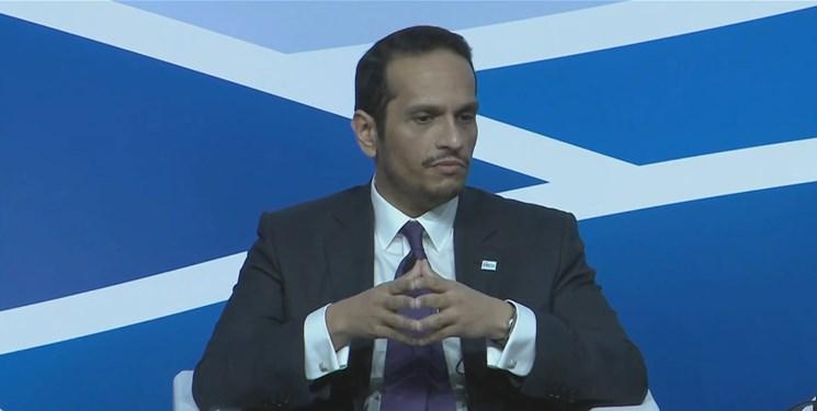قطر: فراموش نمیکنیم ایران آسمانش را روی ما گشود