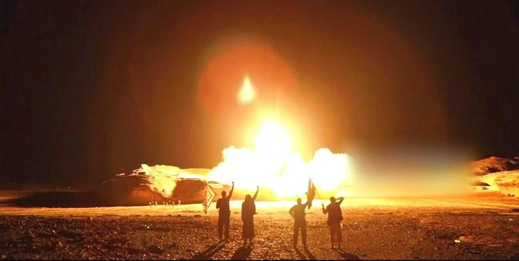 یمنیها به جنوب عربستان موشک بالیستیک شلیک کردند