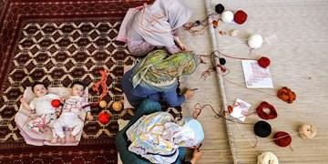 صادرات ۱۰ هزار دلاری صنایع دستی خراسان شمالی