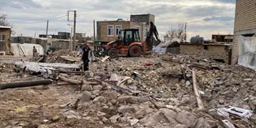 بیمه موظف به پرداخت خسارت واحدهای زلزله زده قطور خوی است