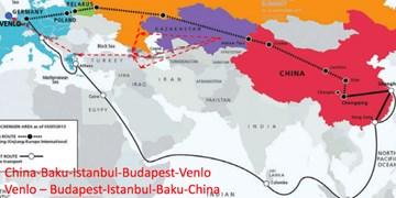اتصال چین به اتحادیه اروپا با شاخه جدید جاده ابریشم