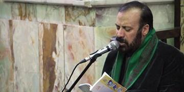 مزار موسویقهار زیر سایه سیدالکریم/ دفن مناجاتخوان پیشکسوت در دارالرحمه حرم حضرت عبدالعظیم