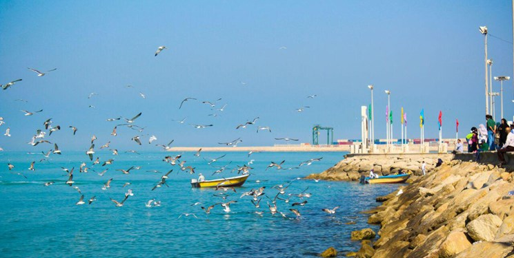 خلیجفارس آرام است