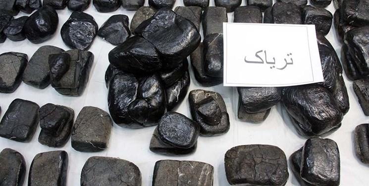 کشف ۹۰درصد تریاک دنیا توسط  ایران