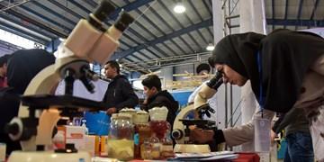 آغاز به کار بیستمین نمایشگاه هفته پژوهش، فناوری و فن بازار در زنجان