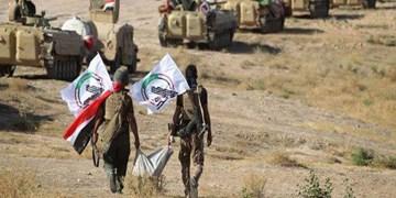 الحشد الشعبی ۳ حمله داعش را ناکام گذاشت