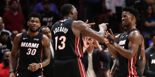 لیگ بسکتبال NBA| پیروزی کلیپرز و میامی در بازی تدارکاتی