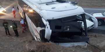 حادثه رانندگی برای زائران پاکستانی در کرمانشاه/ هر 80 مسافر در سلامت هستند