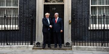 جانسون مجدداً از نتانیاهو خواست طرح اشغال را اجرا نکند