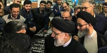 انتقاد آیت الله رئیسی از تاخیر در تعیین هیات مدیره کارخانه ماشین سازی تبریز به خاطر اختلاف دو سازمان دولتی
