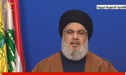 سید حسن نصرالله: آمریکا درصدد بهرهبرداری از اعتراضهاست/ ایران در برابر حمله ساکت نمینشیند