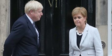 مخالفت انگلیس با برگزاری همهپرسی استقلال در اسکاتلند