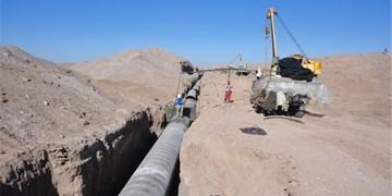 افتتاح پروژه انتقال آب شهرستان سرخه تا هفته دولت