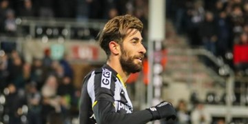 لیگ فوتبال بلژیک| توقف شارلروا در حضور 70 دقیقه ای قلی زاده