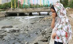 جداسازی فاضلاب از رودخانههای همدان