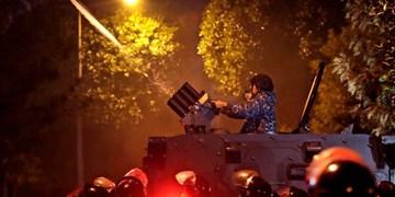 شب ناآرام بیروت| ۲۰ نیروی امنیتی لبنان مجروح شدند