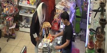 فیلم| دوربین مخفی از گرانفروشی