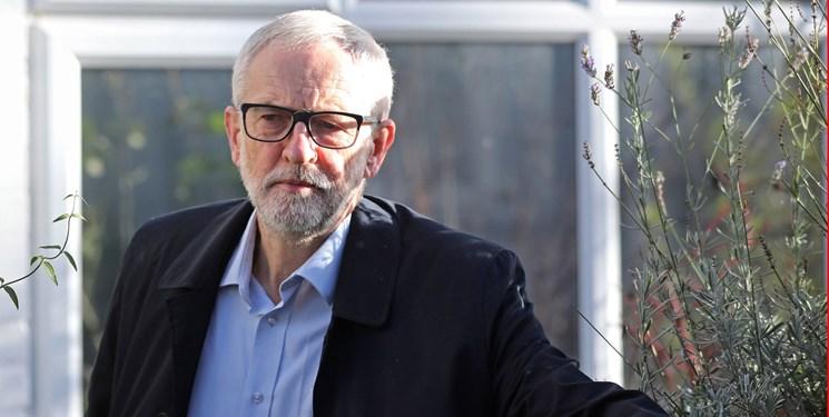 بهسبب انتقاد از رژیم صهیونیستی؛ عضویت کوربین در حزب کارگر انگلیس تعلیق شد