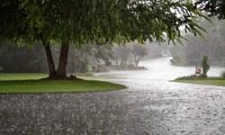 باران شدید در مازندران و گیلان تا فردا/ گردوخاک در برخی استانها و کاهش دما در شمال