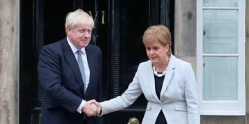 وزیر اول اسکاتلند: اسکاتلند نمیتواند در بریتانیا محبوس باشد