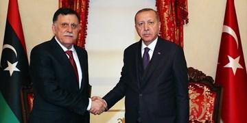 العربی الجدید: مداخله نظامی ترکیه در لیبی برای کسب اهداف منطقهای است