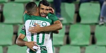 لیگ فوتبال پرتغال| طارمی در ترکیب ریوآوه مقابل پورتو