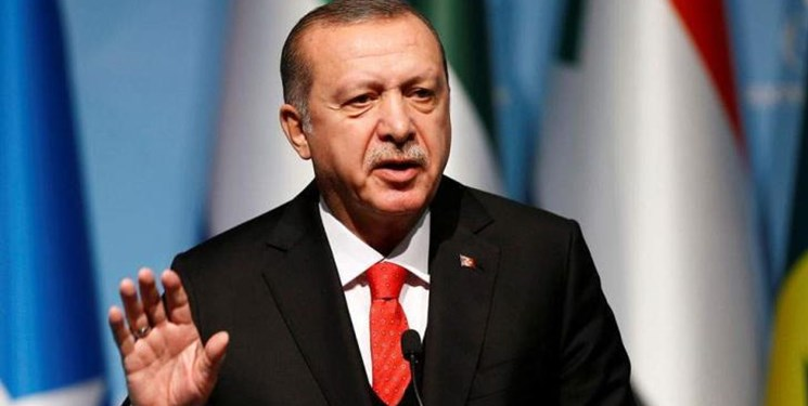 اردوغان: چشم طمع به ثروتهای لیبی نداریم