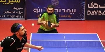 تور جهانی تنیس روی میز قطر| دومین پیروزی برای برادران عالمیان