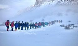 فدراسیون کوهنوردی: کوهنوردان در آخر هفته از صعود به ارتفاعات خودداری کنند