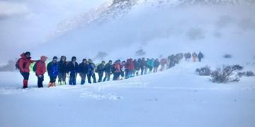 برگزاری کارگاه آموزشی کوهنوردی عمومی در نهاوند
