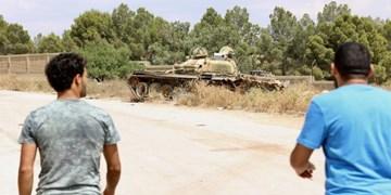 مصر، شورشیان شرق لیبی را به انواع تانک تجهیز میکند