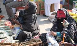 فیلم   اوضاع نابسامان پنجشنبه بازار میناب