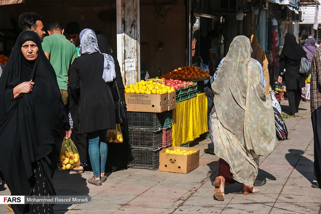«خرید یلدایی» در بندرعباس