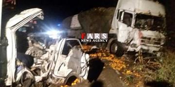 دو فوتی و 17 مصدوم در تصادفات رانندگی آذربایجانشرقی