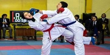 دعوت از بانوی کاراتهکای کرمانشاهی به اردوی تیم ملی