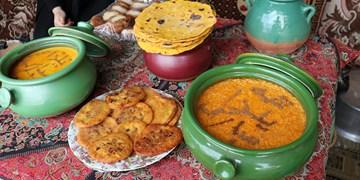 نخستین جشنواره غذاهای شب یلدا در آستانهاشرفیه