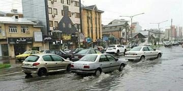 کانالهای جمعآوری آبهای سطحی در کرمانشاه به صورت مستمر رصد میشود
