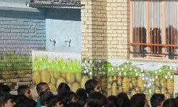 اهداء 110 سبد غذایی به نیازمندان و برپایی «یلدای مهربانی» در ابرکوه