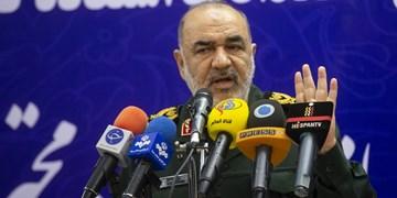 سرلشکر سلامی: آرایش مردم ایران برای عبور از تحریمها جدی است/ در حال قطع همه وابستگیها هستیم