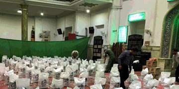 هیأتیهایی که یلدا را برای نیازمندان شیرین کردند+عکس