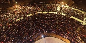 جشن شب یلدا در کنگان