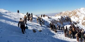 یکی از کولبران مفقودی ارتفاعات سرشیو سقز جان باخت/وضعیت نامعلوم 2 کولبر مفقود